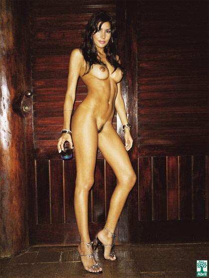 Fotos ex BBB Mariana Felício peladinha na Playboy