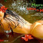Morena safada gostosa Mayra Lemos Nua