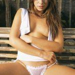 Luciana Picorelli nua na revista Sexy