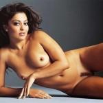 Juliana Paes nua na Playboy