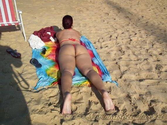 casadas e infieis flagras praia