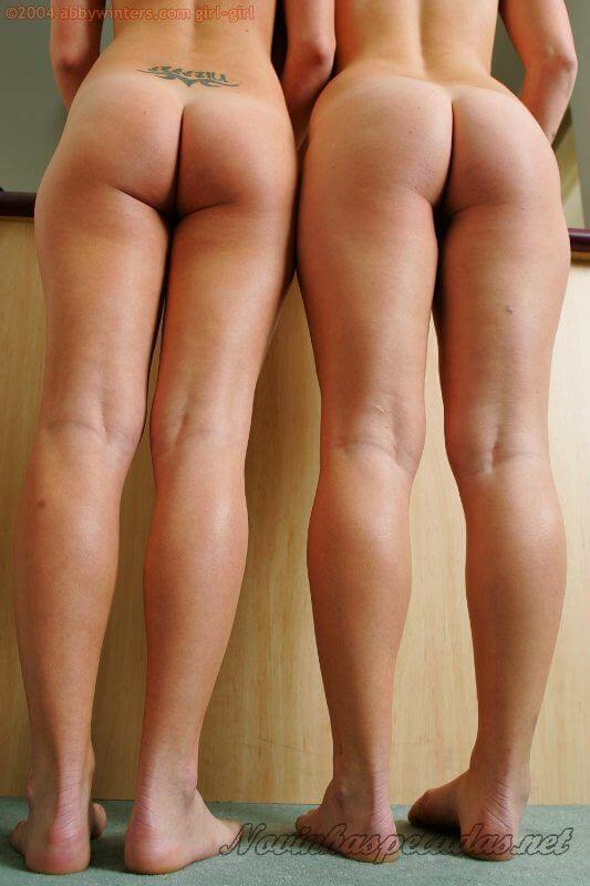 irmãs gêmeas gostosas peladas