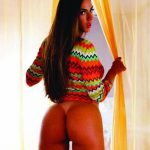Nicole Bahls nua na Playboy