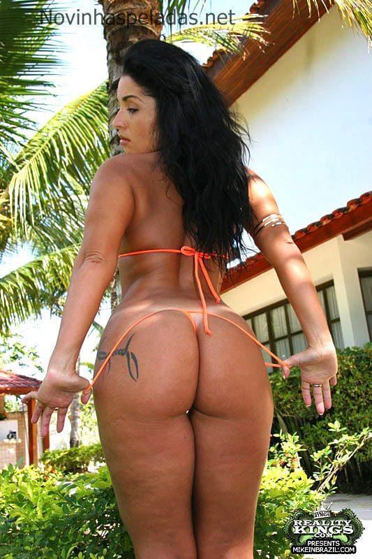 sexo anal com monica santhiago