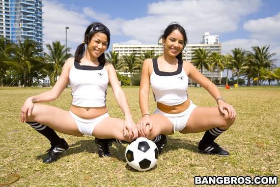 gostosas fudendo depois do futebol