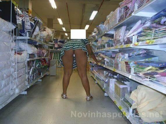 Esposa nas compras - 2 part 1