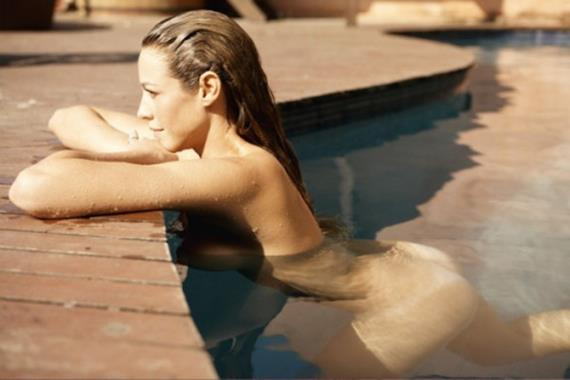 Luana Piovani nua na Revista Trip