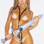 Sabrina Sato nua na revista Playboy
