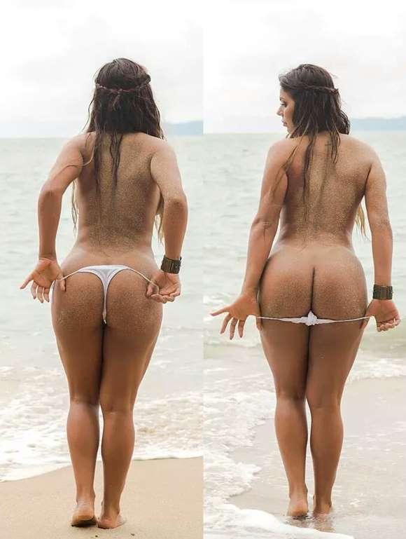 mulheres gostosas nuas praia sexo