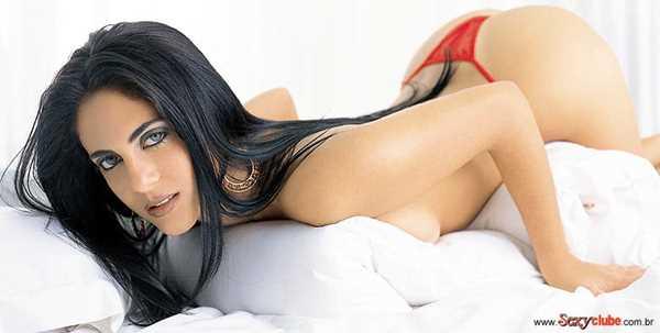 Thammy Miranda nua na Sexy antes da transformação